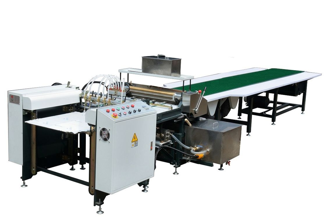 Feida Feeding Automatic Gluing Machine For Making Phone Boxes