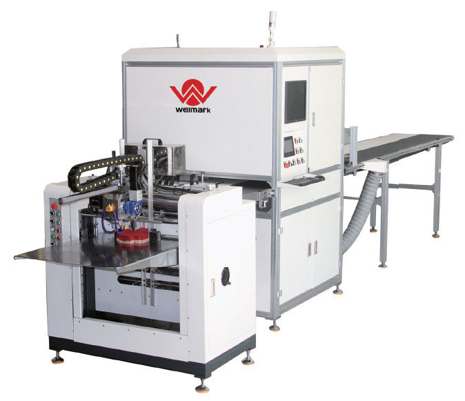 Automatic Positioning Gluing Machine , Automatic Rigid Box Maker