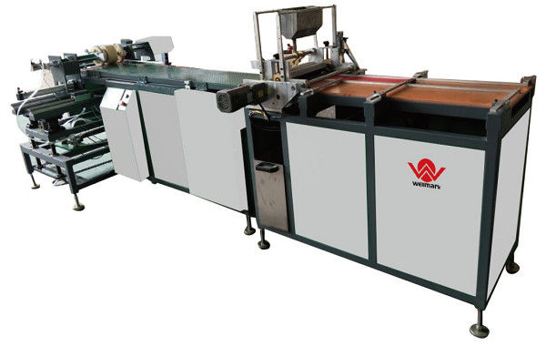 Round Box Wrapping Machine To Make Tea Box and Pen box